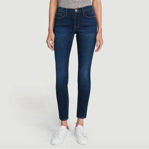 FRAME le skinny de jeane in Baldwin - size 25